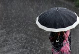 photo : Rainy Umbrella